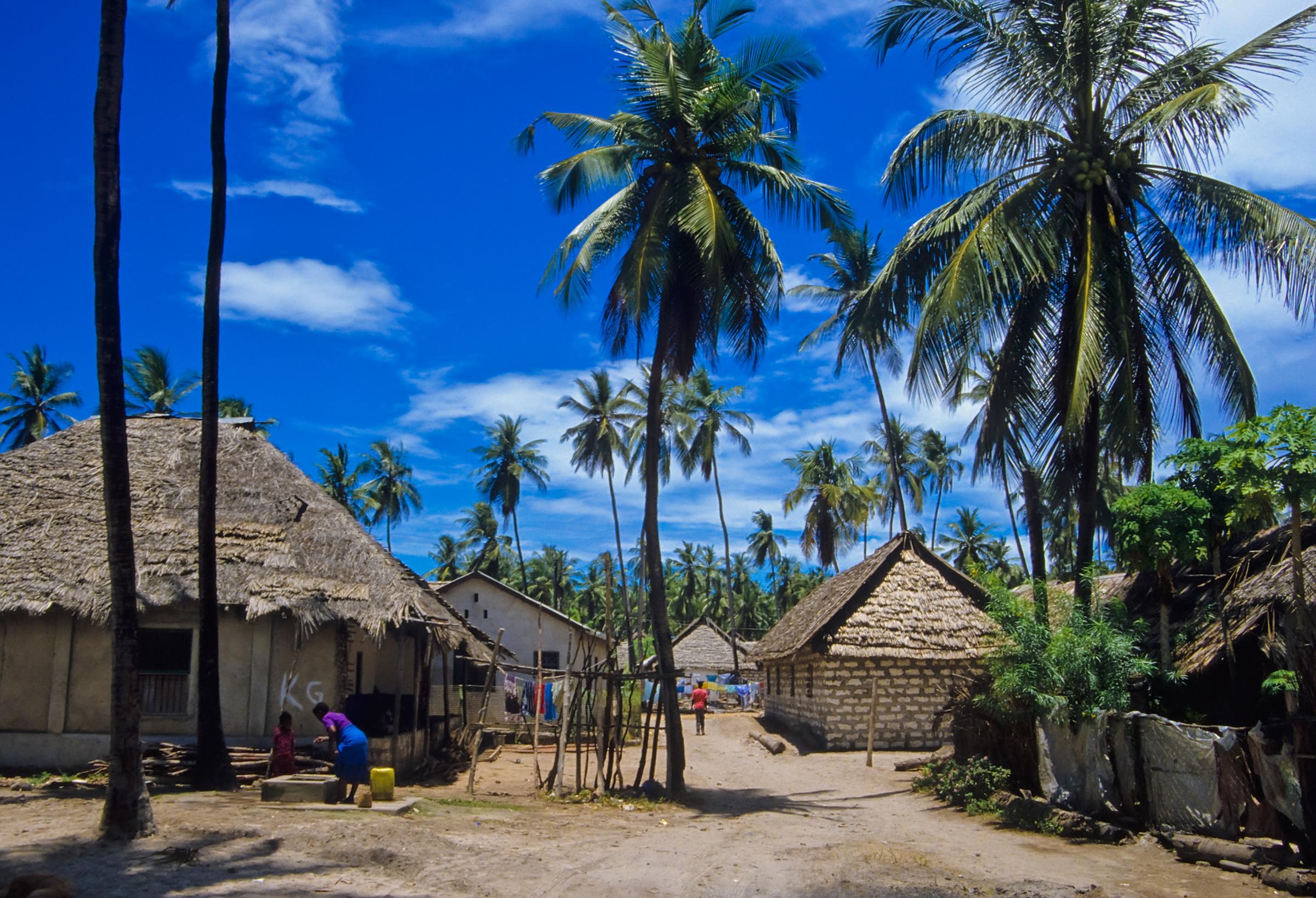 Watamu Bay Kenia